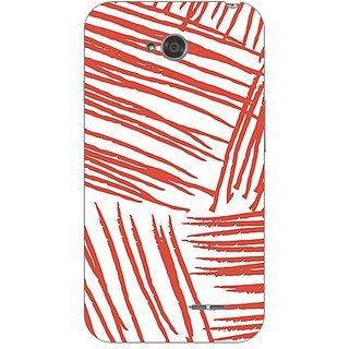 Designer Plastic Back Cover For LG L70