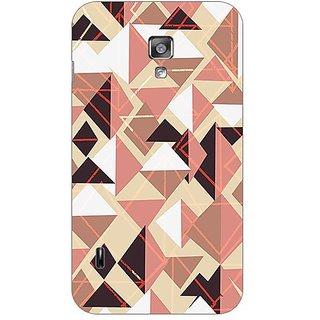 Designer Plastic Back Cover For LG Optimus L7 II Dual P715