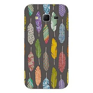Garmor Designer Plastic Back Cover For Samsung Galaxy Core Prime SM-G360