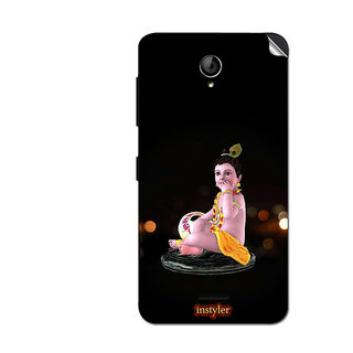 Instyler Mobile Skin Sticker For Micromax Unite 2A106 MSMMXUNITE2A106DS-10084 CM-404