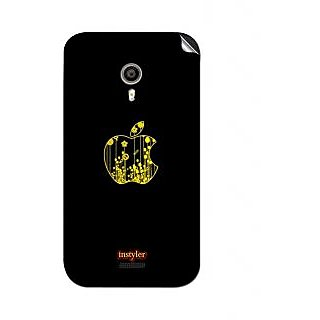 Instyler Mobile Skin Sticker For Micromax Canvas Lite A92 MSMMXCANVASLITEA92DS-10010 CM-2410