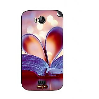Instyler Mobile Skin Sticker For Micromaxcanvas Music A88 MSMMXCANVASMUSICA88DS-10123 CM-2203