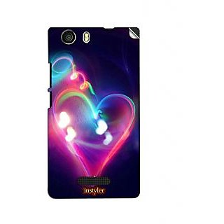 Instyler Mobile Skin Sticker For Micromax Canvas Nitro 2E311 MSMMXCANVASNITRO2E311DS-10042 CM-1962