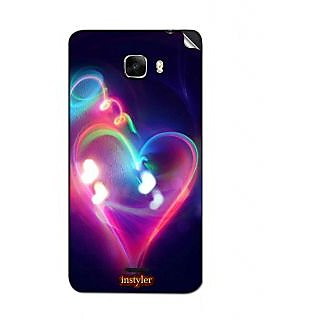 Instyler Mobile Skin Sticker For Micromax Canvas Nitro A310 MSMMXCANVASNITROA310DS-10043 CM-1643