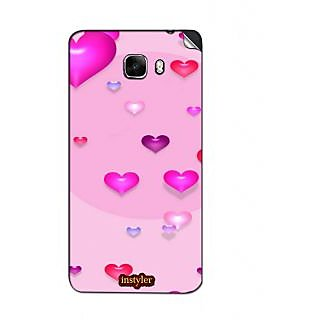 Instyler Mobile Skin Sticker For Micromax Canvas Nitro A310 MSMMXCANVASNITROA310DS-10030 CM-1630