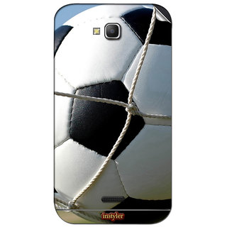 Instyler Mobile Skin Sticker For Micromax Canvas La108 MSMMXCANVASLA108DS-10145 CM-2705
