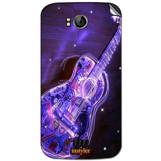 Instyler Mobile Skin Sticker For Micromaxcanvas Music A88 MSMMXCANVASMUSICA88DS-10138 CM-2218