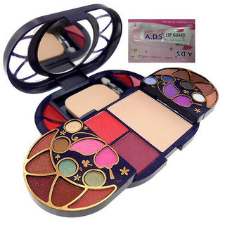 ADS Multicolour Makeup Kit With Lip Guard
