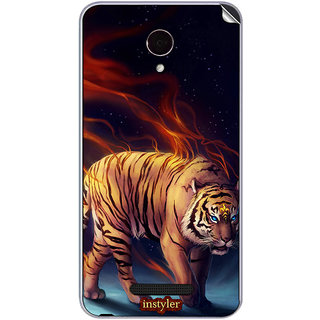 Instyler Mobile Skin Sticker For Micromax Canvas Dooble 4Q391 MSMMXCANVASDOODLE4Q391DS-10020 CM-4980