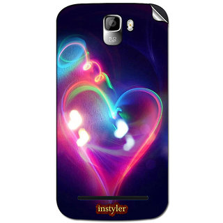 Instyler Mobile Skin Sticker For Micromax Canvas Enticea105 MSMMXCANVASENTICEA105DS-10118 CM-4758