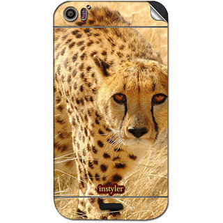 Instyler Mobile Skin Sticker For Micromax Canvas Dooble 2A240 MSMMXCANVASDOODLE2A240DS-10023 CM-5303