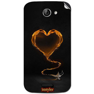 Instyler Mobile Skin Sticker For Micromax Canvas Elanga 2A121 MSMMXCANVASELANZA2A121DS-10033 CM-4833