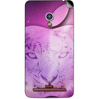 Instyler Mobile Skin Sticker For Asus Zenfone 5 MSASUSZF5DS-10005 CM-7205