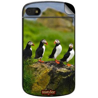 Instyler Mobile Skin Sticker For Blackberry Q10 MSBBQ10DS-10026 CM-6746