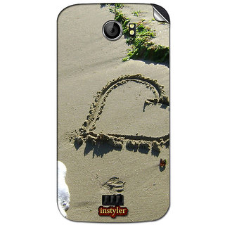 Instyler Mobile Skin Sticker For Micromax Canvas 2Plus A110Q MSMMXCANVAS2A110QDS-10105 CM-5865