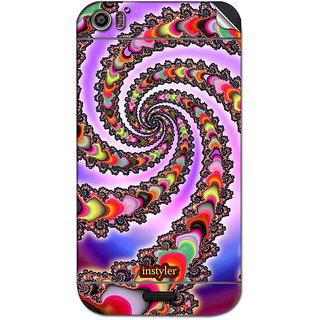 Instyler Mobile Skin Sticker For Micromax Canvas Dooble 2A240 MSMMXCANVASDOODLE2A240DS-10156 CM-5436