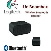 Logitech UE Mobile Boombox Wireless Bluetooth Speaker (Black)