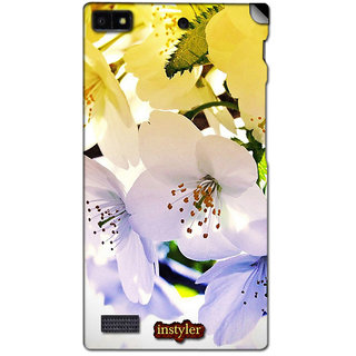 Instyler Mobile Skin Sticker For Blackberry Z3 MSBBZ3DS-10080 CM-6640