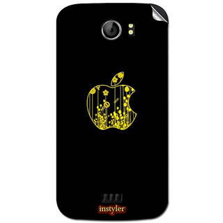 Instyler Mobile Skin Sticker For Micromax Canvas 2A110 MSMMXCANVAS2A110DS-10010 CM-5930