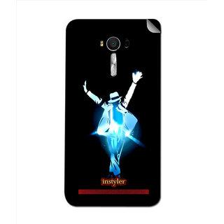 Instyler Mobile Skin Sticker For Asus Zenfone 2 Laser Ze 550Kl(5.5) MSASUSZE550KLDS-10139 CM-7499