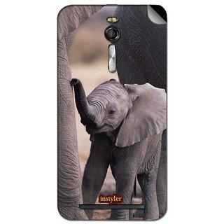 Instyler Mobile Skin Sticker For Asus Zenfone 2 Ze 551 Ml MSASUSZE551MLDS-10021 CM-7541