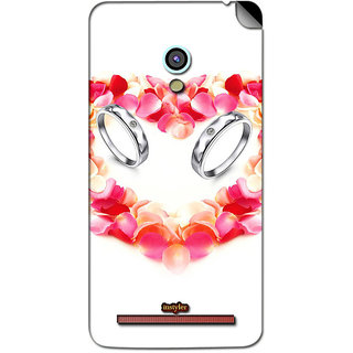 Instyler Mobile Skin Sticker For Asus Zenfone 6 MSASUSZF6DS-10112 CM-7152