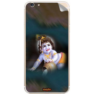 Instyler Mobile Skin Sticker For Apple I Phone 6Splus MSIP6SPLUSDS-10088 CM-8088
