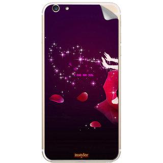 Instyler Mobile Skin Sticker For Apple I Phone 6Plus MSIP6PLUSDS-10114 CM-8754