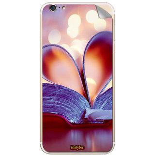 Instyler Mobile Skin Sticker For Apple I Phone 6Plus MSIP6PLUSDS-10123 CM-8763