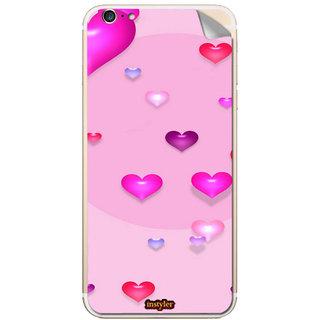 Instyler Mobile Skin Sticker For Apple I Phone 6Splus MSIP6SPLUSDS-10132 CM-8132