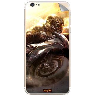 Instyler Mobile Skin Sticker For Apple I Phone 6 MSIP6DS-10036 CM-8836