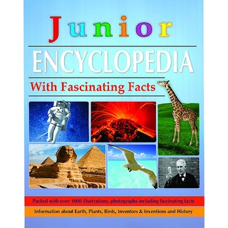 Junior Encyclopedia With Fascinating Facts