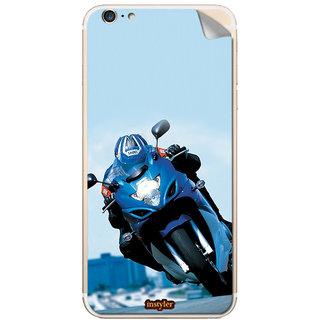 Instyler Mobile Skin Sticker For Apple I Phone 6Plus MSIP6PLUSDS-10031 CM-8671