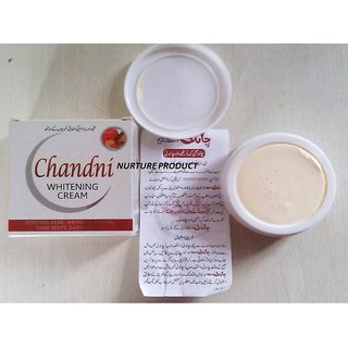 CHANDNI WHITENING CREAM @ Rs.379 ( For 30grm Pack)