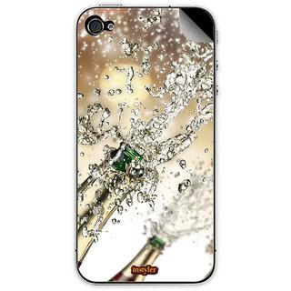 Instyler Mobile Skin Sticker For Apple I Phone 5 MSIP5DS-10148 CM-9428