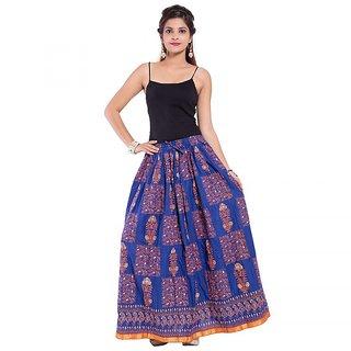 Decot Paradise Self Design Womens Regular Skirt