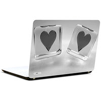 Pics And You Love Dice Grey 3M/Avery Vinyl Laptop Skin Sticker Decal-LV013