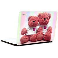 Pics And You Teddy Love 2 3M/Avery Vinyl Laptop Skin Sticker Decal-LV014