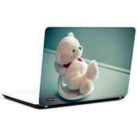 Pics And You Teddy In Love 3M/Avery Vinyl Laptop Skin Sticker Decal-LV033