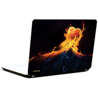 Pics And You Abstract Fire Love 3M/Avery Vinyl Laptop Skin Decal-LV040