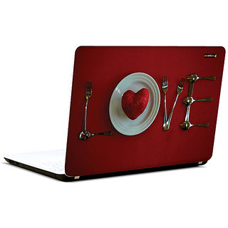 Pics And You Love For Food 3M/Avery Vinyl Laptop Skin Sticker Decal-LV017