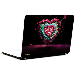 Pics And You Heart Of Roses 3M/Avery Vinyl Laptop Skin Sticker Decal-LV038