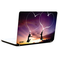 Pics And You Happy Love 3M/Avery Vinyl Laptop Skin Sticker Decal-LV098