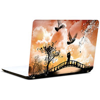 Pics And You Love N Affection 3M/Avery Vinyl Laptop Skin Sticker Decal-LV088