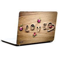 Pics And You Love Thought 2 3M/Avery Vinyl Laptop Skin Sticker Decal-LV094