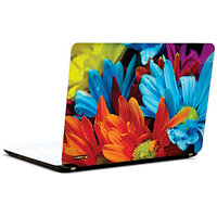 Pics And You Rainbow Bouquet 3M/Avery Vinyl Laptop Skin Sticker Decal - FL020
