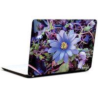 Pics And You Purple Gerbera 3M/Avery Vinyl Laptop Skin Sticker Decal -FL003