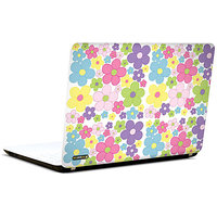 Pics And You Floral Pattern Abstract 3M/Avery Vinyl Laptop Skin Sticker Decal - FL025