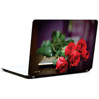 Pics And You Red Roses 3M/Avery Vinyl Laptop Skin Sticker Decal-LV063
