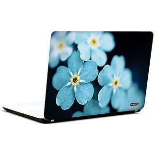 Pics And You Bold N Blue 3M/Avery Vinyl Laptop Skin Sticker Decal - FL021